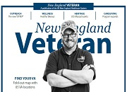 New England Veteran front cover image