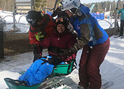 Women Veterans take to the slopes