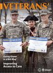 Veterans' Healthy Living cover